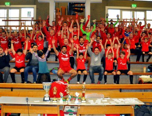 Aufregende Spiele und super Stimmung beim 2. FT Generationen Cup 2019